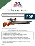 Manual Air Arms S510