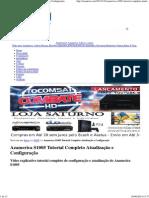2Azamerica S1005 Tutorial Completo Atualização e Configuração