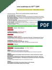 Programme Académique Du XIXème CBPF