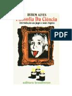 Rubem Alves - Filosofia Da Ciência