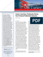 Turkey's Iraq Policy