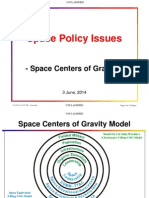 Space Policy-Space Centers of Gravity-Unclassified