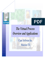 Experion PKS -- Virtual Process Overview