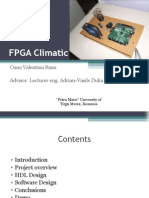 FPGA Climatic - Presentation