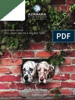 Azamara Double Upgrade Direct Mail