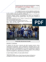 Informe IRFA