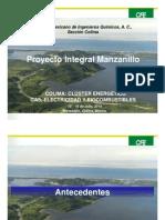 Proyecto GNL Manzanillo Regasificadora Colima