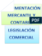 Documentación Mercantil y Contable