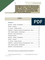 Questoes Comentadas de Administracao de Recursos Materiais p Tecnico Mpu Aula 03 Aula Exercicios 03 24804