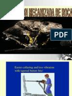 Perforación en Minería