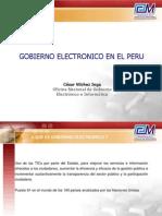 Gobierno Electronico - Estrategia.ppt