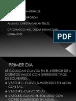 INGENIERIA DE MATERIALES PRACTICA DE CORROSION.pptx
