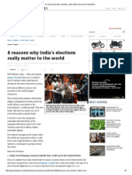 8 Reasons Why India's Elections Really Matter to the World _ GlobalPost