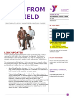News From the Field July 2014