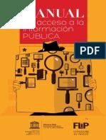 Manual de Acceso a La Información 2014