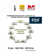 Plan Rector Aguacate 2012