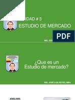 Unidad # 3 - Estudio de Mercado 2014