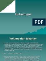 Hukum Gas