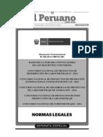Separata Especial Normas Legales 05-07-2014 [TodoDocumentos.info]