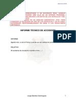 Coet Modelo Informe TEcnico Accidente
