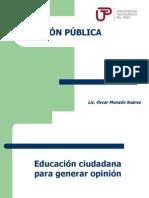 14 Educación Ciudadana