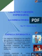 Las Empresas Informativas