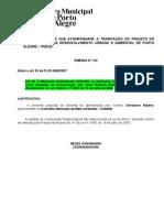 Emenda nº 124 COMAM