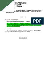Emenda nº 125 COMAM