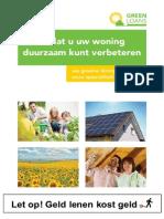 Brochure Greenloans