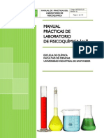 Manual Practicas Fq i - Fq II