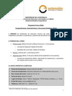 Programa Curso Coop Uec 2014 0