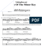 Chords of the Minor Key