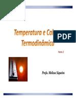 Temperatura e Calor Parte 2