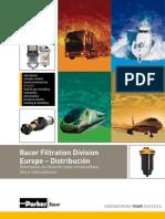 Filtros Combustible PARKER Racor