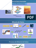 Proceso de Mineria de Datos