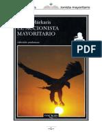 96940367 Jaritos 05 El Accionista Mayoritario Petros Markaris