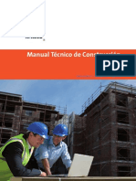 Manual Tecnico de Construccion