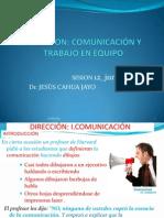 Fundamentos_Sesión 12_2014 Comunicación  y Trabajo en Equipo.ppt