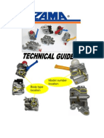 Zama Carburetor Tech Guide, 2 cycle