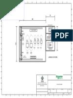 Plano de Planta Estacion de Bombeo