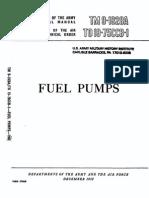 TM9-1828A - Fuel Pumps