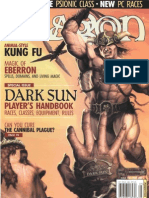 Dragon Magazine #319 [Dark Sun Player's Handbook]