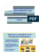 PRESUPUESTO PARTICIPATIVI-2015