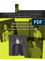Minority Youth in the Juvenile Justice System