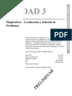 Unidad 3 Diagnósticos - Localización y Solución de Problemas
