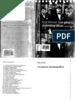Altman, R. - Los Géneros Cinematográficos