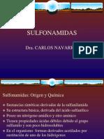Nº6B - Sulfonaminas (Dr. Navarro)