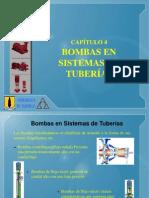 Bombas en Sistemas de Tuberías