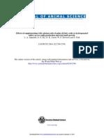 Calcium salt of palm oil fatty acid