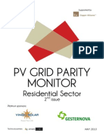 PV Grid Parity Monitor - Issue 2 (June 2013) (1)